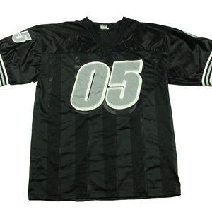 Royal U.S.A number 05 Jersey Football Size XL